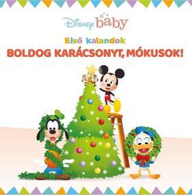 Disney Baby - Boldog karácsonyt, mókusok! - Első kalandok