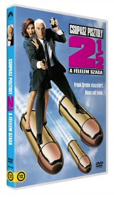 DAVID ZUCKER - CSUPASZ PISZTOLY 2 1/2 DVD