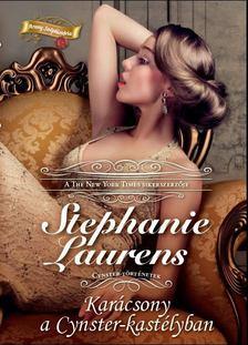 Stephanie Laurens - Karácsony a Cynster-kastélyban [antikvár]
