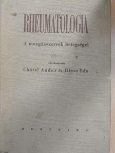 Bozsóky Sándor - Rheumatologia [antikvár]