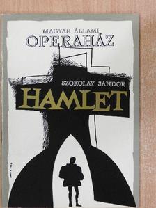 Fábián Imre - Szokolay Sándor: Hamlet [antikvár]