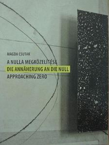 Eugen Gomringer - A nulla megközelítése [antikvár]