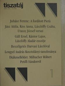 Bednanics Gábor - Tiszatáj 1999. január [antikvár]