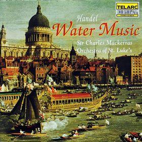 Handel - WATER MUSIC CD