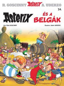 René Goscinny - Asterix 24. - Asterix és a belgák