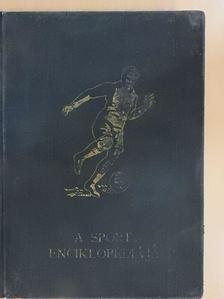 Árpádffy Jenő - A sport enciklopédiája II. (töredék) [antikvár]