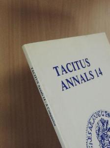 Norma Miller - Tacitus Annals 14: A Companion [antikvár]