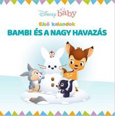 Disney Baby - Bambi és a nagy havazás - Első kalandok