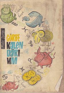 Fülöp György - Görbe kalendárium 1966 [antikvár]