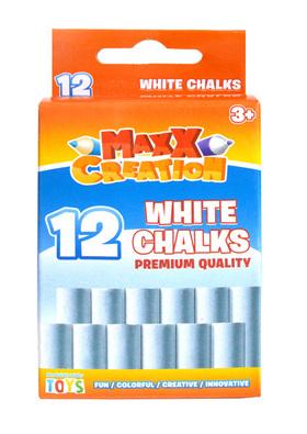 MaxxCreation Fehér kréta 12 db