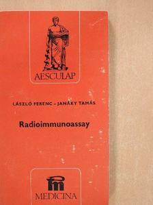 Janáky Tamás - Radioimmunoassay [antikvár]