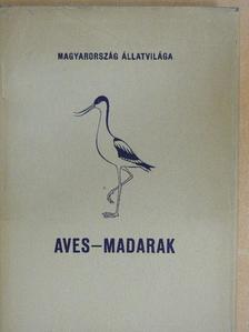 Báldy Bálint - Aves - Madarak [antikvár]