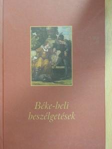 Ascher Oszkár - Béke-beli beszélgetések [antikvár]