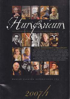 KAISER OTTÓ - Hungarikum 2007/1 [antikvár]