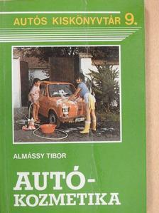 Almássy Tibor - Autókozmetika [antikvár]