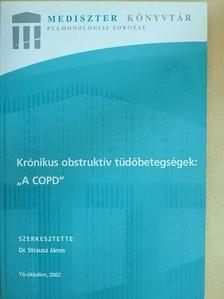 """Dr. Márk Zsuzsa - Krónikus obstruktív tüdőbetegségek: """"A COPD"""" [antikvár]"""