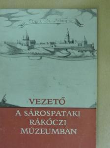 Détshy Mihály - Vezető a sárospataki Rákóczi Múzeumban [antikvár]