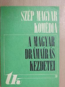 Balassi Bálint - Szép magyar komédia [antikvár]