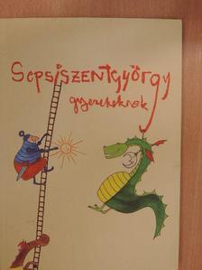 Kopacz Zsuzsa - Sepsiszentgyörgy gyerekeknek [antikvár]