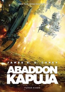 James S. A. Corey - Abaddon kapuja [eKönyv: epub, mobi]