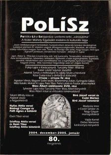 TURCSÁNY PÉTER - Polísz 2004. december - 2005. január [antikvár]