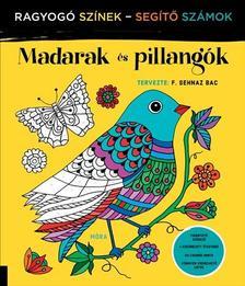 Madarak és pillangók - ragyogó színek, segítő számok