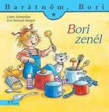 Liane Schneider - Annette Steinhauer - Bori zenél - Barátnőm, Bori