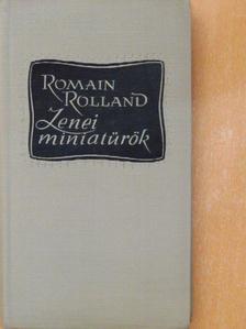 Romain Rolland - Zenei miniatűrök II. [antikvár]