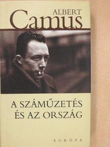 Albert Camus - A száműzetés és az ország [antikvár]
