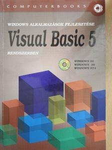 Benkő László - Windows alkalmazások fejlesztése Visual Basic 5 rendszerben [antikvár]