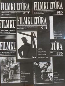 Barabás Klára - Filmkultúra 1991. január-december [antikvár]