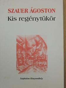 Szauer Ágoston - Kis regénytükör [antikvár]