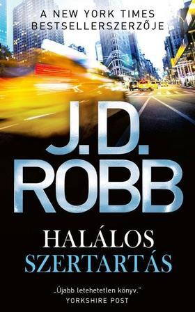 J. D. Robb - Halálos szertartás (új kiadás)
