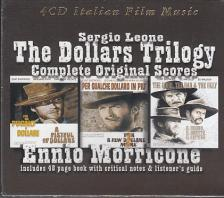 ENNIO MORRICONE THE DOLLARS TRILOGY 4CD