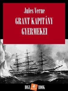 Jules Verne - Grant kapitány gyermekei [eKönyv: epub, mobi]