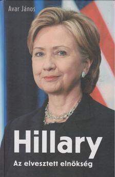 Avar János - Hillary [antikvár]