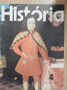 Bölöny József - História 1981/4. [antikvár]