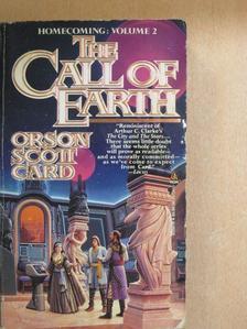 Orson Scott Card - The Call of Earth [antikvár]
