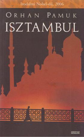 Orhan Pamuk - Isztambul [antikvár]