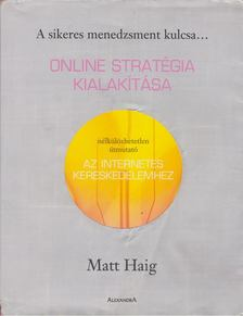 Matt Haig - Online stratégia kialakítása [antikvár]