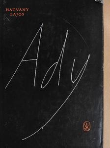 Hatvany Lajos - Ady [antikvár]