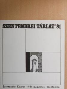 Hann Ferenc - Szentendrei tárlat '81 [antikvár]