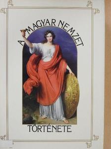 Marczali Henrik - A magyar nemzet története II. [antikvár]