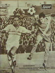 Bajnai Teréz - Képes Sport 1966. november 8. [antikvár]