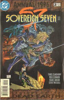 Claremont, Chris, Leonardi, Rick - Sovereign Seven Annual 2. [antikvár]