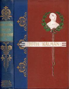 TÓTH KÁLMÁN - Tóth Kálmán összes költeményei II. [antikvár]