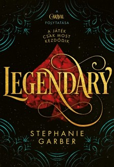 GARBER, STEPHANIE - Legendary [eKönyv: epub, mobi]
