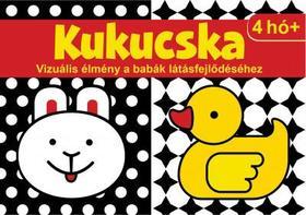Szalay Könyvkiadó - Kukucska Vizuális élmény a babák látásfejlődéséhez