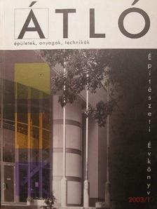 Átló 2003/1. [antikvár]
