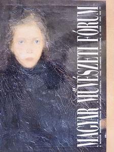Bánszky Pál - Magyar Művészeti Fórum 1998. december [antikvár]